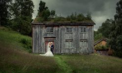 Bryllup i Meldal